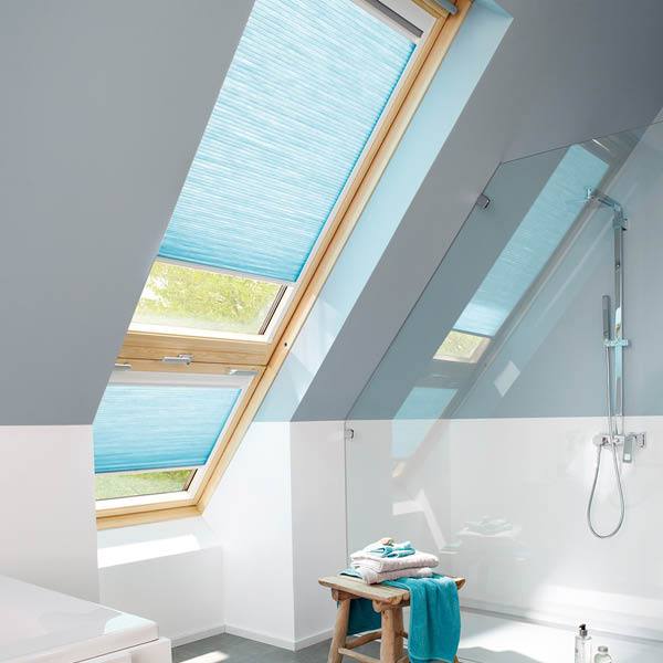 energy saving blinds suitable for velux and other skylight windows