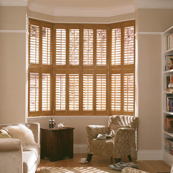 shutters and blinds for bay windows