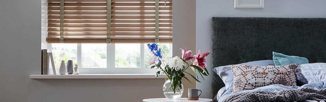 Caroba Wood Blinds
