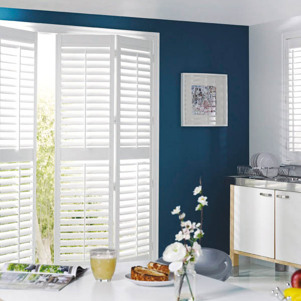 French door shutters and blinds from shutterstyle