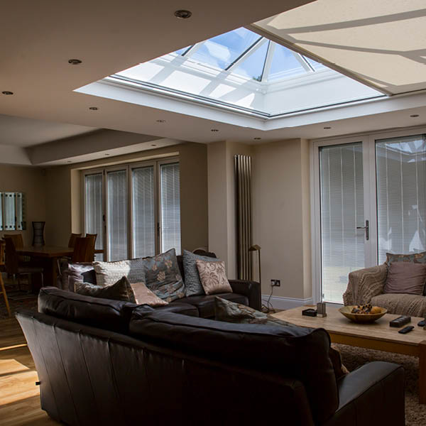 another skylight roof blinds image