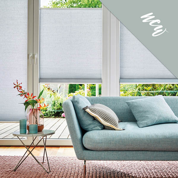 Duette blinds from shutterstyle