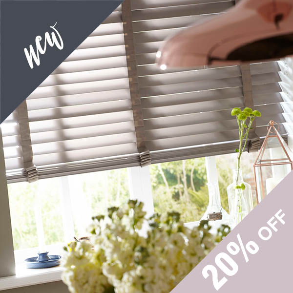 Latest offers from Shutterstyle roller blinds